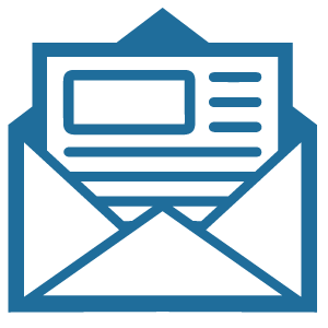 Newsletter Marketing Icon