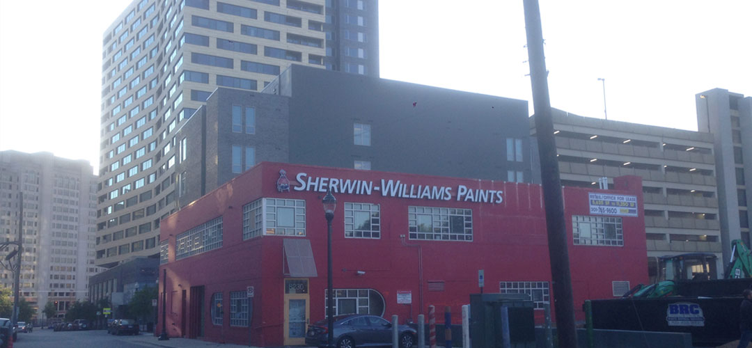 Sherwin Williams Silver Spring