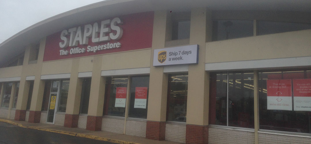 Staples Silver Spring